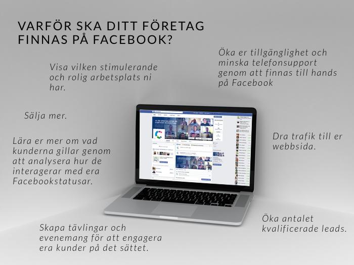 facebook för företag
